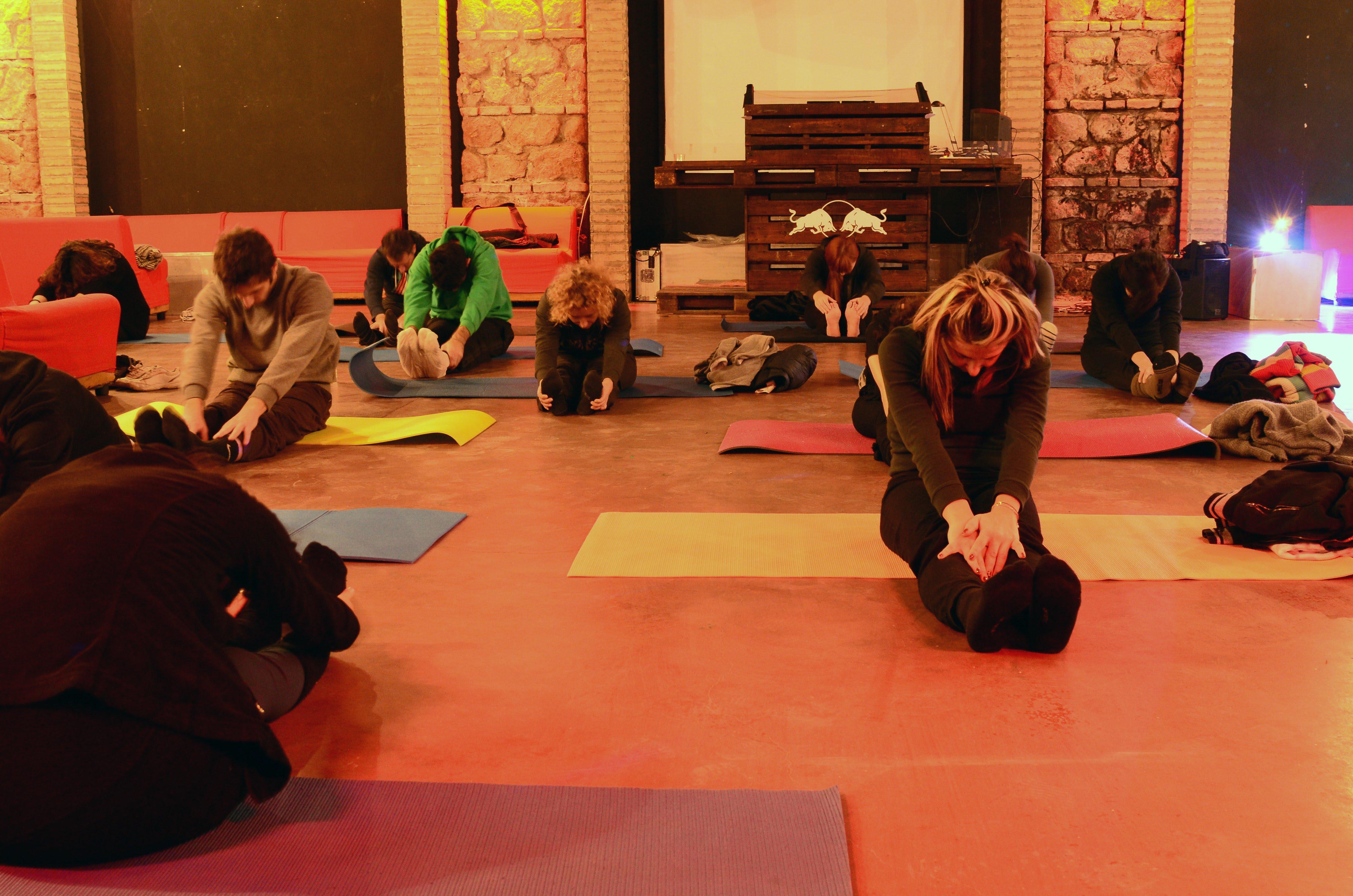 Hatha Yoga e Bagni di Gong